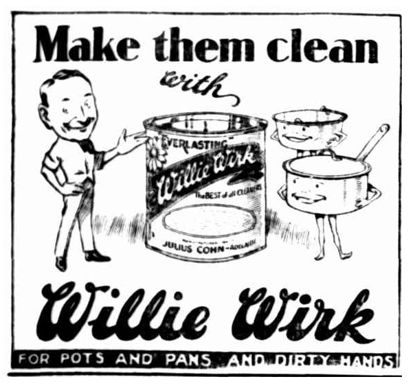 Willy Wirk cleaner