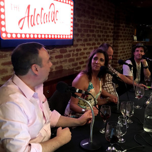 Ian and Becky Blake on The Adelaide Show Podcast