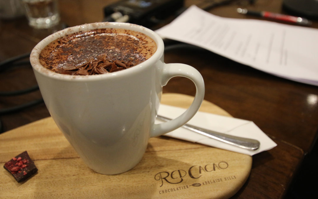 Red Cacao Hot Chocolate tasting notes