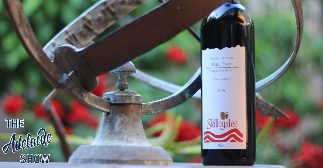 2015 Skillogalee Take Two Shiraz Cabernet