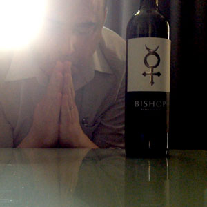 yeah nah bishop-shiraz