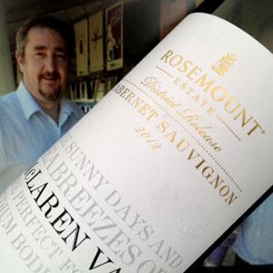 Rosemount district-release featuring Nigel Hey