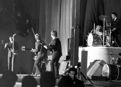 50 years since Beatlemania hit Adelaide