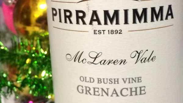 Pirramimma 2012 Old Bush Vine Grenache