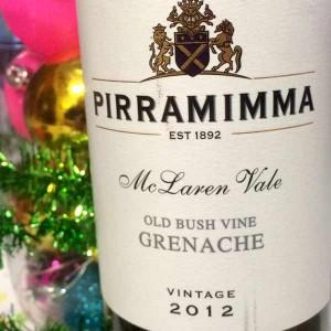 70-pirramimma-grenache Photo Steve Davis