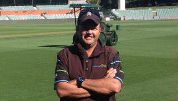 076 – Steve Davis Adelaide Oval Tour
