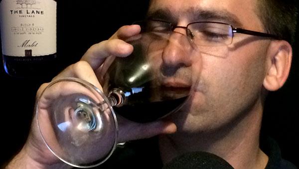 The Lane Vineyard 2012 Block 8 Single Vineyard Merlot