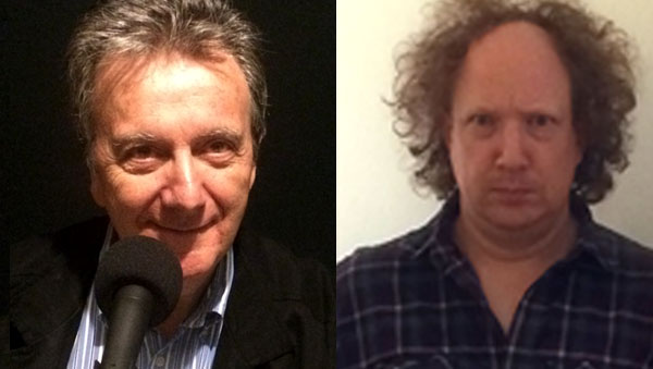 083 – Graeme Goodings and Andy Zaltzmann in Adelaide