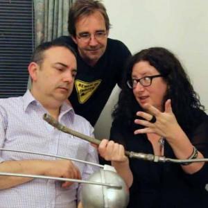 Steve Davis Dr Alice Gorman Nigel Dobson-Keeffe on The Adelaide Show