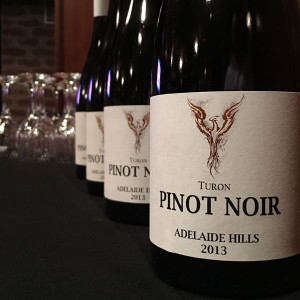 2013 Turon Wines Pinot Noir tasting notes Adelaide Show Podcast