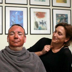 Y Natural skincare products on The Adelaide Show with Barbara Gare and Steve Davis
