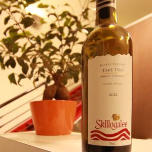 Skillogalee Take Two Shiraz Cab tasting notes