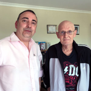 Glenn Gale and Steve Davis - radio and cancer on The Adelaide Show Podcast