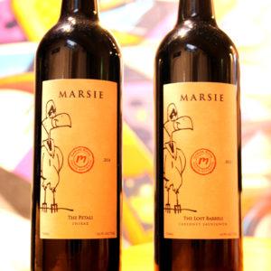 Marsie Wines Shiraz and Cabernet Sauvignon on The Adelaide Show