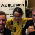 Adelaide Fringe Review of Auslusion: Damfino for The Adelaide Show Podcast by Steve Davis