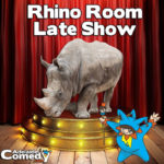 Fringe Rhino Room Late Show by Nigel Dobson-Keeffe for The Adelaide Show Podcast