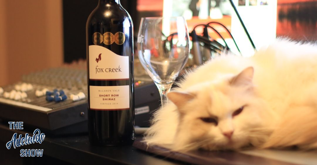 2014 Fox Creek Short Row Shiraz