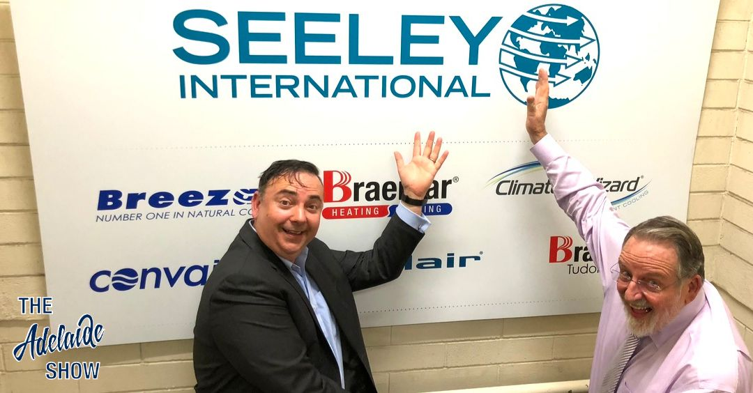 262 – The cool history of Seeley International