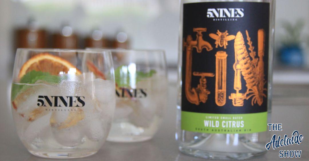 5NINES Wild Citrus Gin