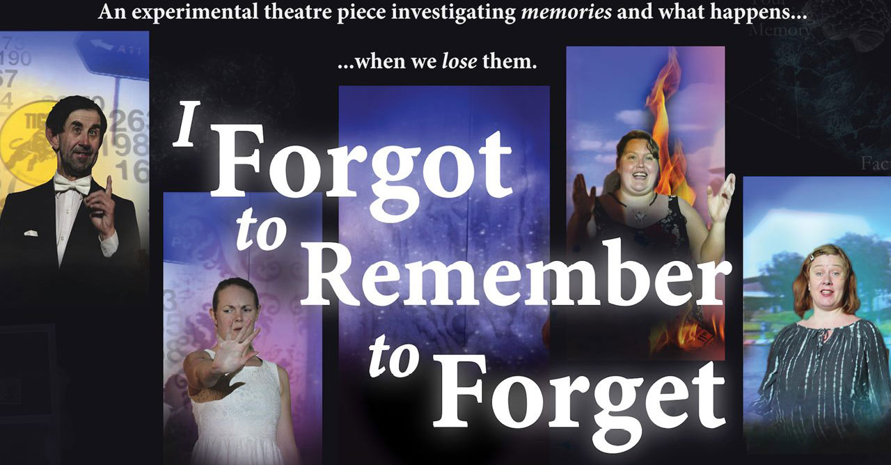 I Forgot To Remember To Forget