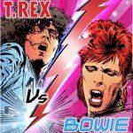 T.Rex vs David Bowie