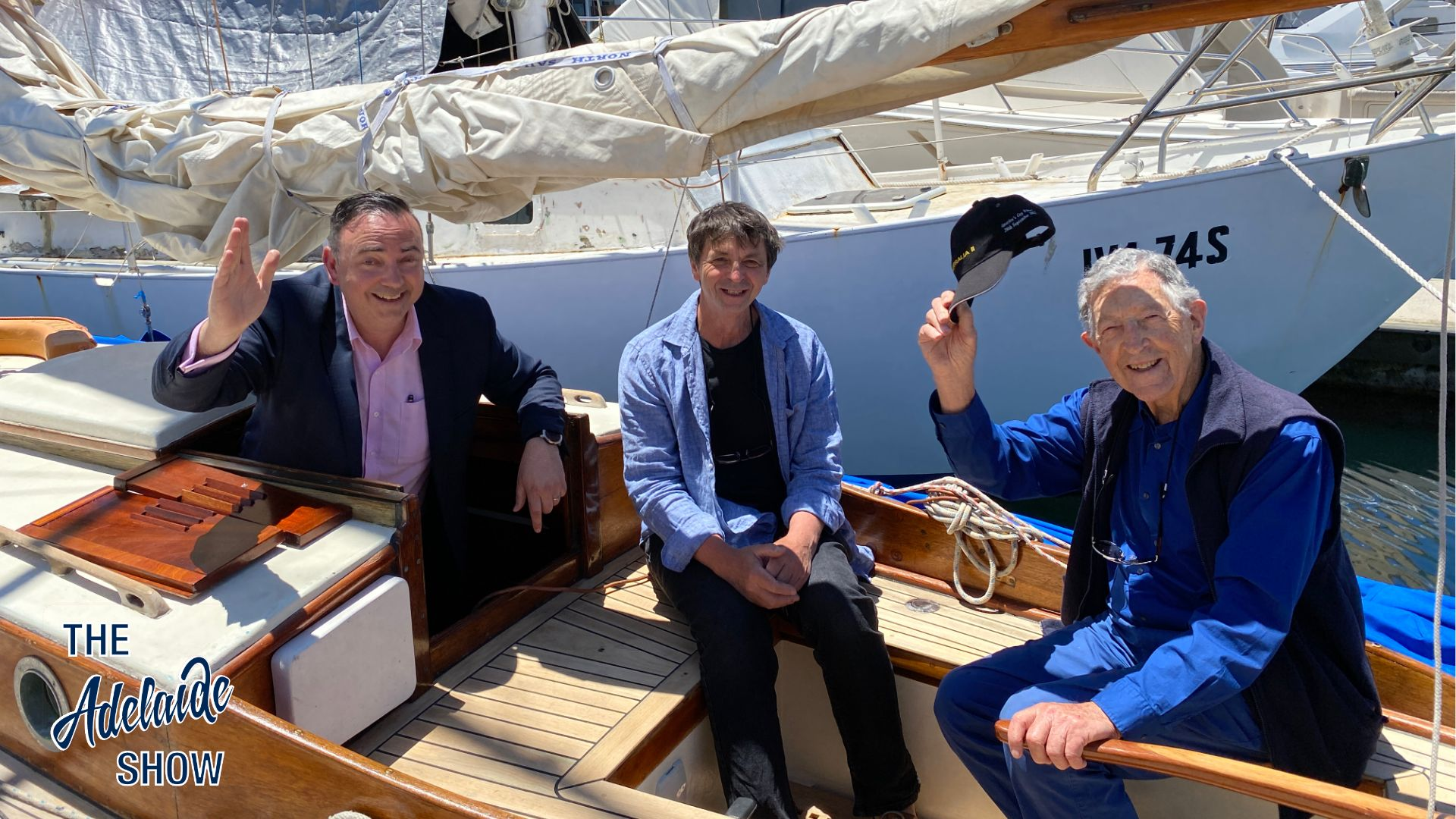 298 – Sailing with Sir James Hardy